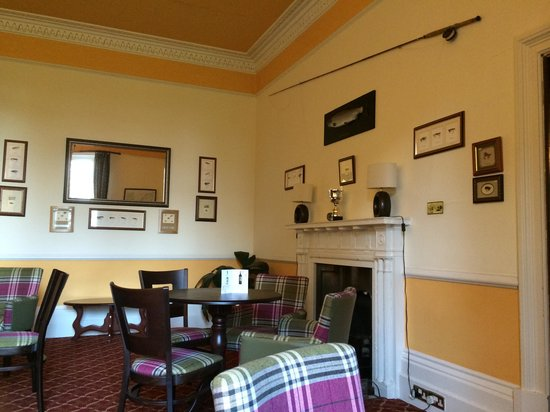 Friars Carse Country House Hotel: The Bar