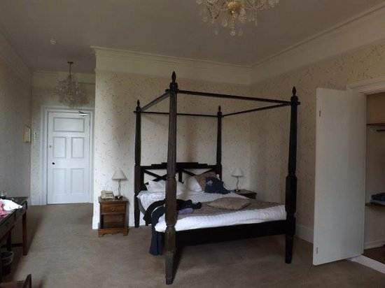 Friars Carse Country House Hotel: Our Room (Oak)