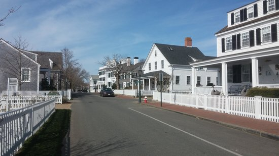 Harbor View Hotel : Water street