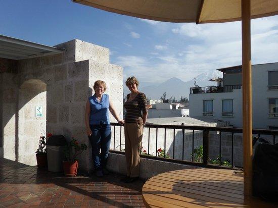 Casa Andina Premium Arequipa : Roof top