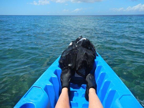 Secret Bay: Kayaking