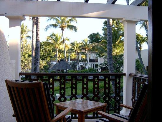 Hilton Mauritius Resort & Spa : Blick vom Balkon