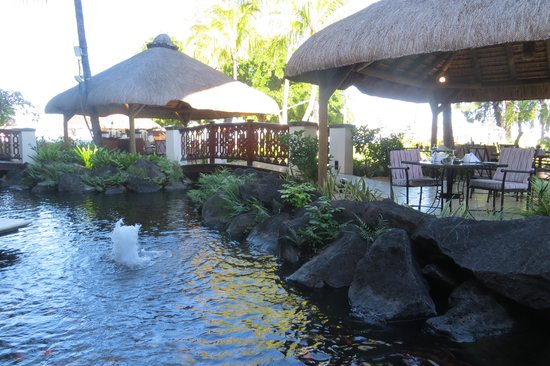 Hilton Mauritius Resort & Spa : Restaurant