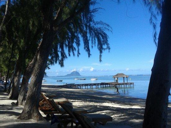 Hilton Mauritius Resort & Spa : Strand