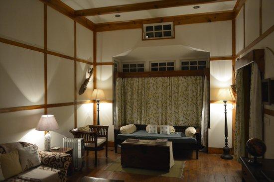 Cafe Shillong Bed & Breakfast : Lobby