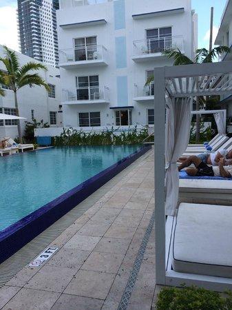 Pestana Miami South Beach: Pileta