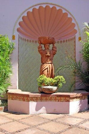 Villa Bonita Les Terrasses : Entrada
