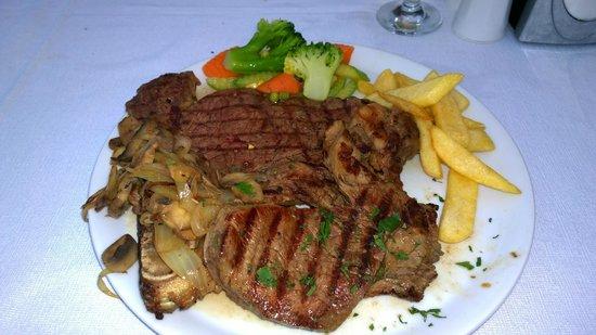 Samdan Restaurant : 23oz T-Bone