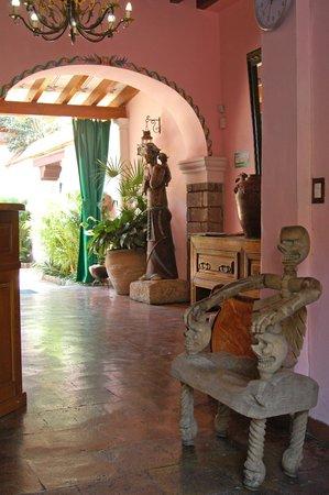 Villa Bonita Les Terrasses : Recepción