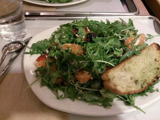 Tender Greens : salad