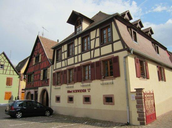 Hostellerie Schwendi: Hôtel Schwendi