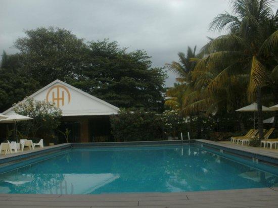 Hotel Tamarin : notre petit paradis