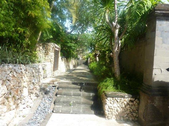 Four Seasons Resort Bali at Jimbaran Bay : отель