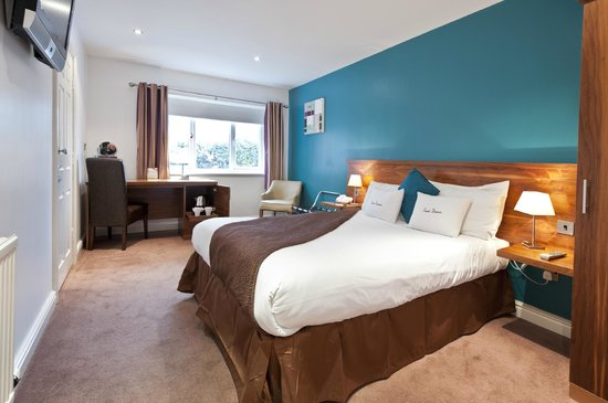 Gateway to Wales Hotel: Double Room