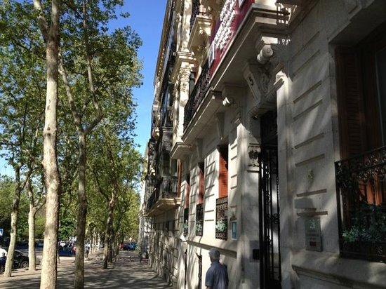 Petit Palace Lealtad Plaza: rue