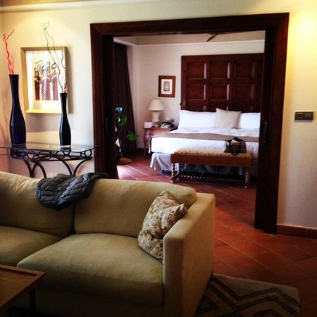 InterContinental Mar Menor Golf Resort & Spa: One of the best suites we've ever stayed in!