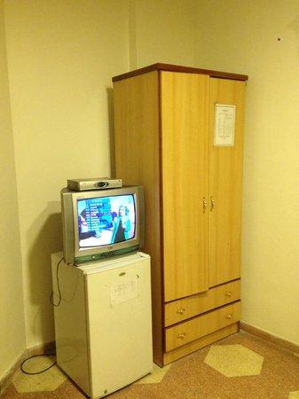 Arab Tower Hotel : A twin room