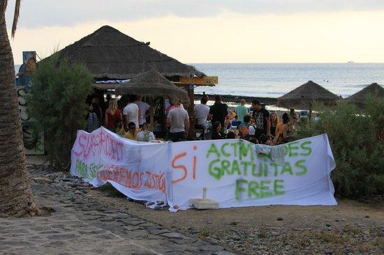 Sol Tenerife: домик серферов неподлеку от отеля