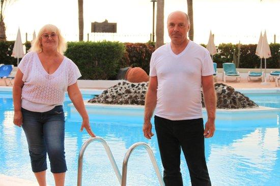 Sol Tenerife: бассейн в отеле