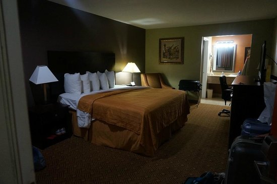 Quality Inn & Suites By The Parks: Suíte