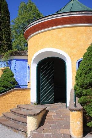 Gasthof Gastagwirt: ingresso terrazza