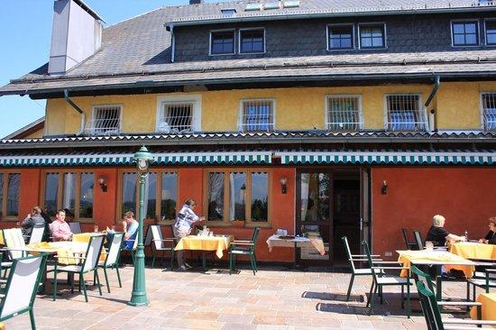 Gasthof Gastagwirt: terrazza