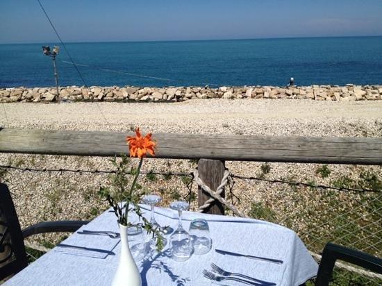 Terrazza sul mare foto di ittiturismo il porticciolo - Terrazzi sul mare ...