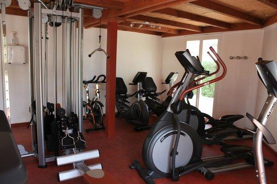 Salle De Sport Picture Of Camping Club Le Littoral Argeles Sur