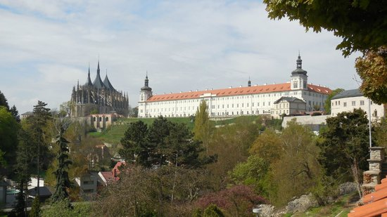 Gask: Ursuline Convent + Cathedral of St. Barbara