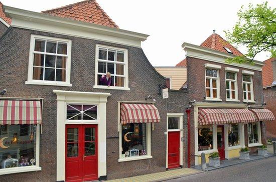 Hotel de Emauspoort : Emauspoort Hotel, Vermeer Room