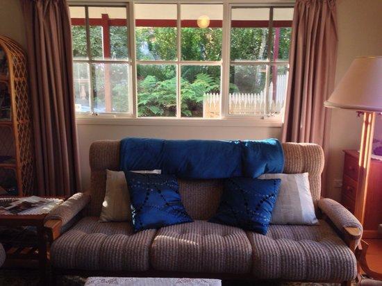 Gracefield Cottage : Living room