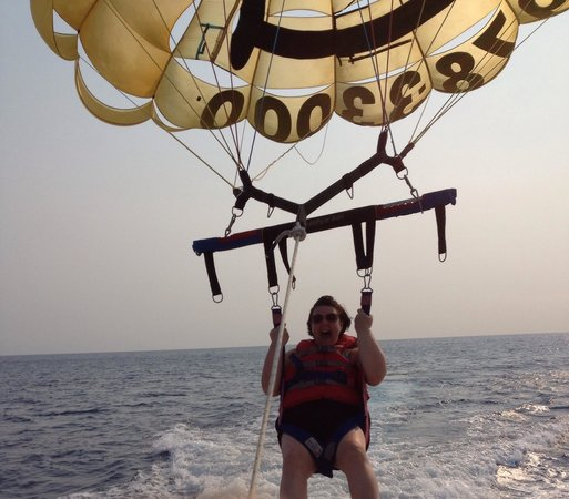 West Bay Tours - Private Tours: Up up and away!