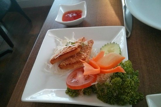 Simply Thai: Prawn Toast (from budget menu)