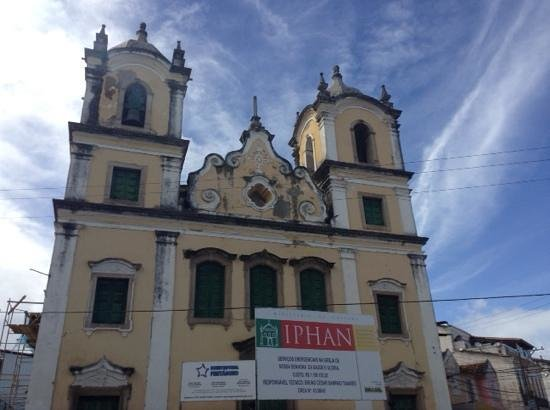 Pousada Barroco na Bahia: saliendo de la posada barroco, a cien metros