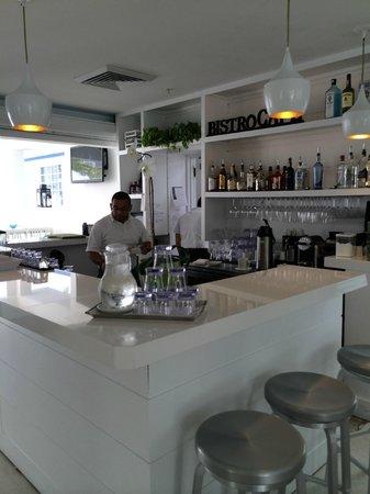 Pestana South Beach Art Deco Hotel: Salon comedor
