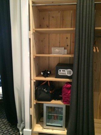 Hotel Fabric: Storage