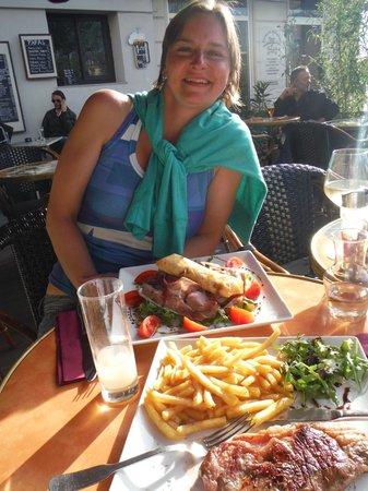 NOMAD Bar : Abendessen