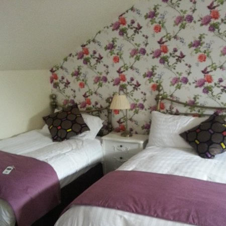 The Gregory: Beautiful decor and comfy beds.