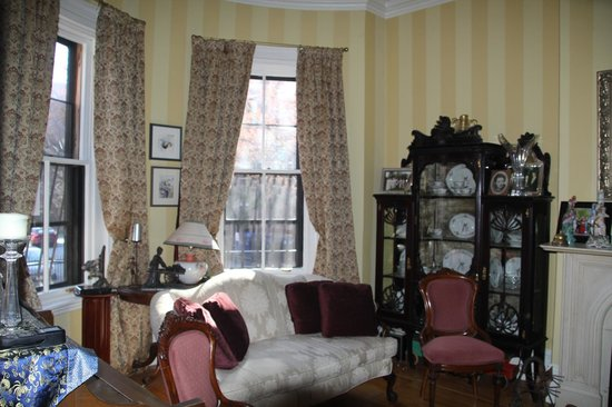 Aisling Bed and Breakfast: Sitting area/Common area