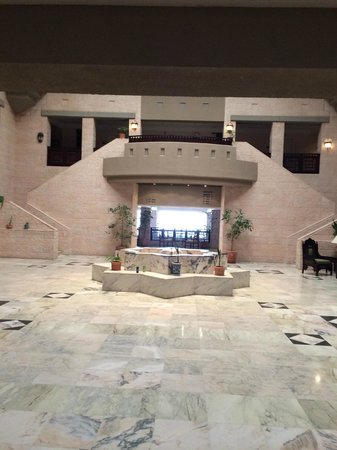 Movenpick Nabatean Castle Hotel: Looks good for first impressions !