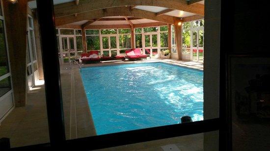L'Assiette Champenoise : La piscine