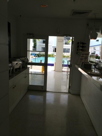 Pestana Miami South Beach: Comedor