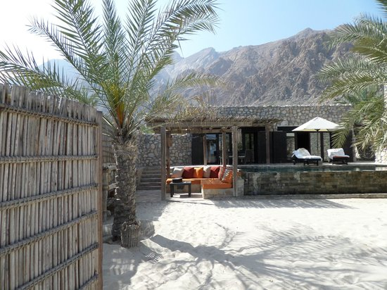 Six Senses Zighy Bay: Villa