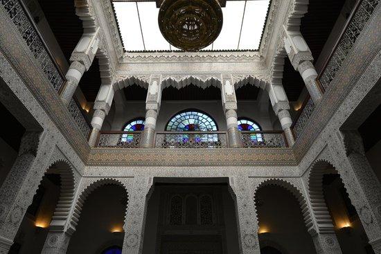 Riad Fes - Relais & Chateaux: Lobby entrance