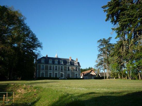 Chateau de Chanteloire : chateau