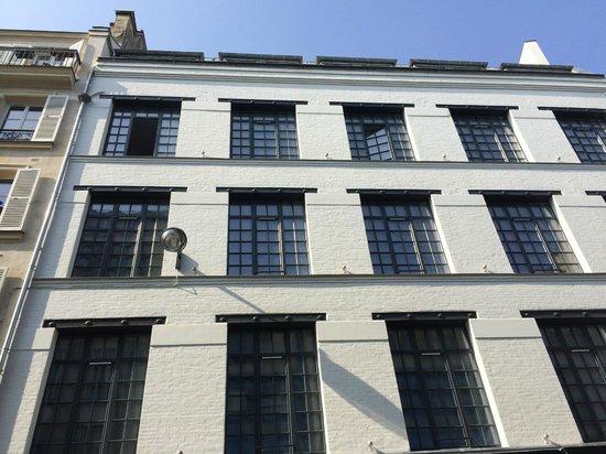 Hotel Fabric: Exterior
