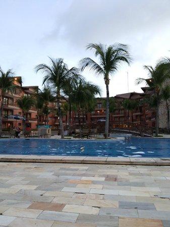 Kariri Beach Hotel : Vista do Hotel