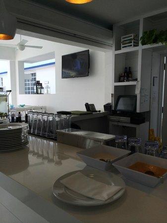 Pestana Miami South Beach: Salon comedor
