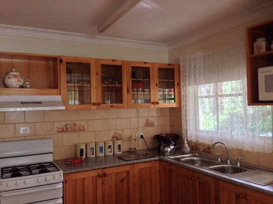 Gracefield Cottage : Kitchen