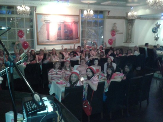 Zorbas: Tracys Hen Night